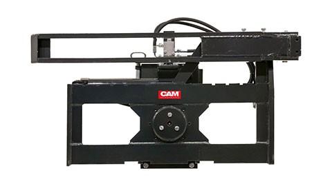 CAM Kistendrehgerät 180°, ISO 3 ohne Seitenschub
