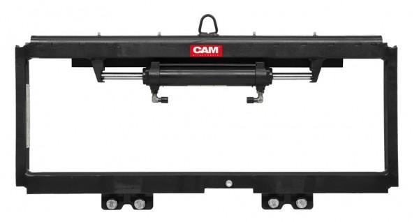 CAM Seitenschieber ISO 3, gleitgelagert