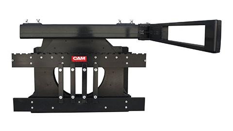 CAM Kistendrehgerät 360°, ISO 3 ohne Seitenschub